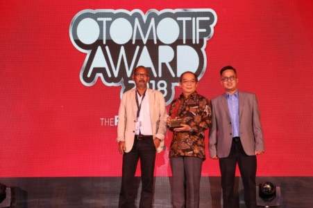 Bike of The Year 2018 - All New PCX - Otomotif Award 2018