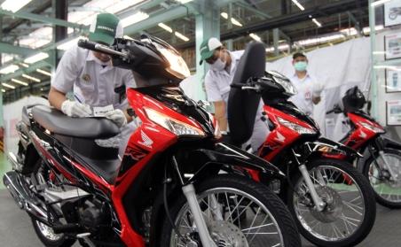 Honda Supra X 125 FI