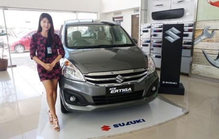 Suzuki New Ertiga di Indomobil Batam