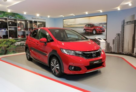 Honda Jazz X-Road