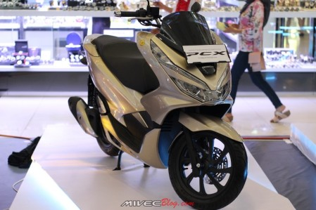 All New PCX Gold