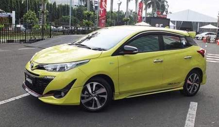 Public Dispay New Yaris 2018 Batam