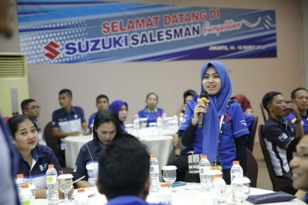 Suzuki Sales Competition