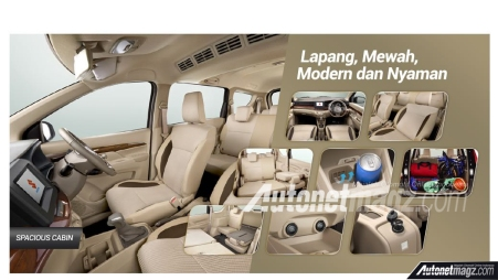 Interior All New Ertiga Indonesia (5)