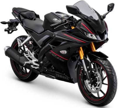 All New R15 Racing Black