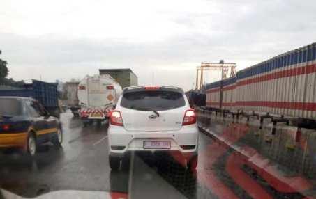 Penampakan Datsun Go CVT
