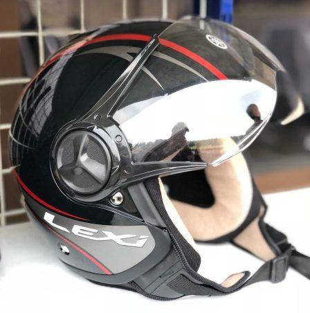 Helm Yamaha Lexi