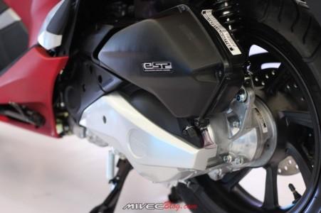 Mesin 150cc eSP All New PCX, sangat bisa diandalkan