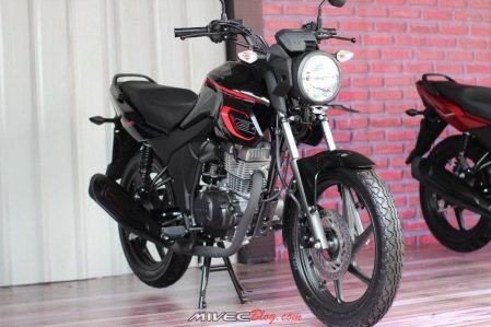 CB150 Verza - Cast Wheel