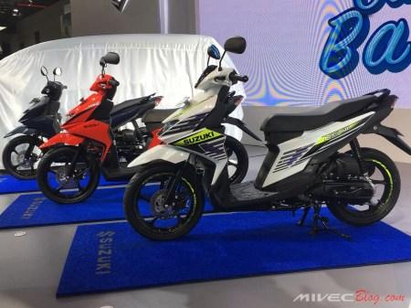 Suzuki Next II