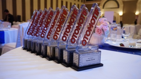 Yamaha meraih 9 penghargaan Otomotif Award 2018