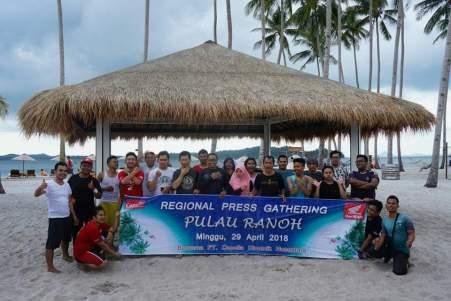 Capella Honda Gathering di Pulau Ranoh (3)