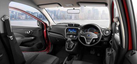 Dashboard New Datsun Go