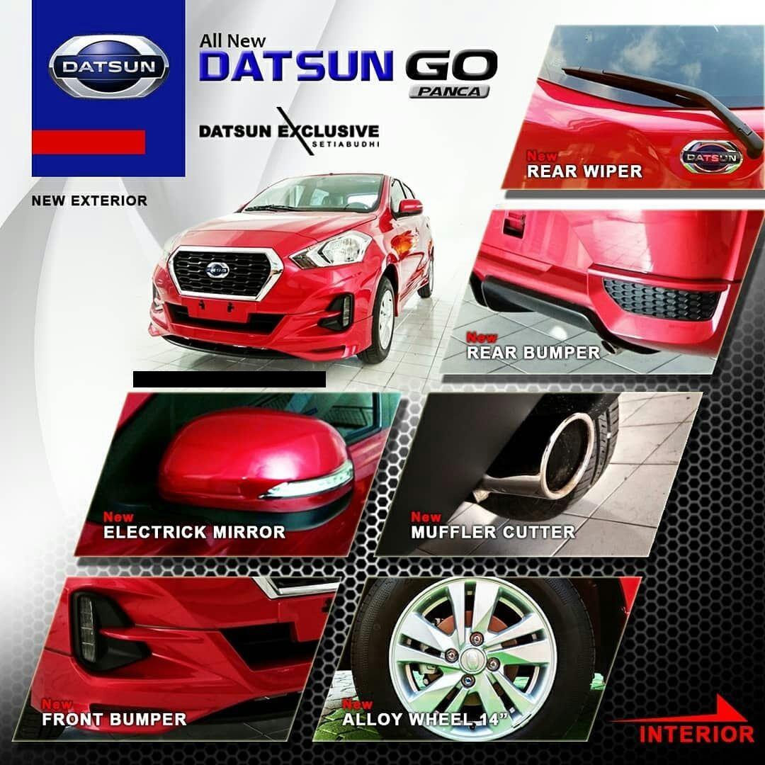 Interior Datsun Go Matic