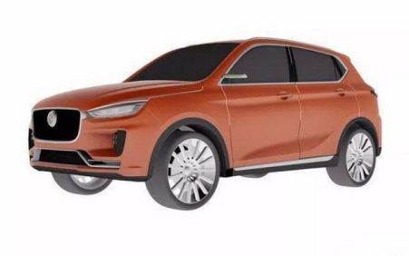 Hanteng SUV - Kloning Jaguar F-Pace (4)