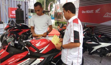 Beragam promo dan agenda di Honda Sport Motorshow 2018