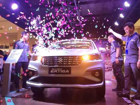Launching All New Ertiga Batam (5)