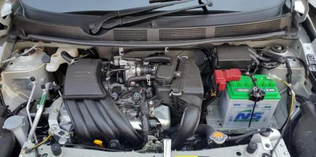 Mesin Datsun Go HR12DE 1,2 liter