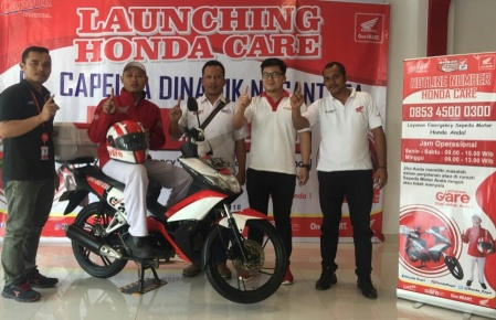 Layanan Honda Care Capella