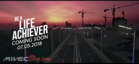 Teaser Datsun Go CVT
