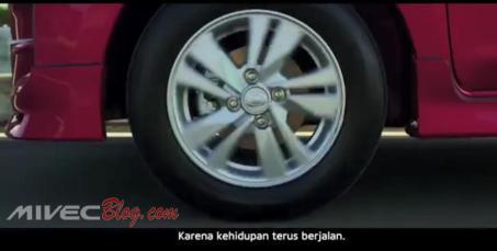 Teaser Datsun Go CVT - Velg Baru