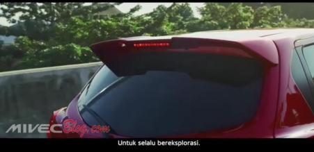 Teaser Datsun Go CVT - Ada wiper belakang
