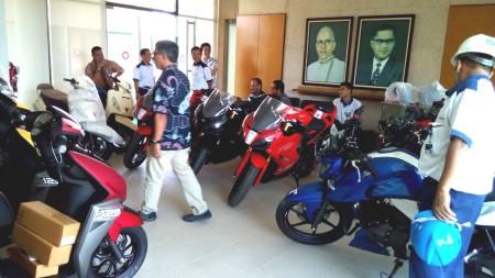 Motor Baru TVS yang akan hadir di Indonesia