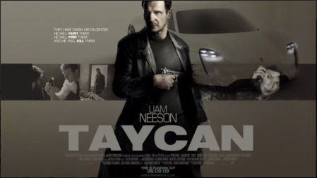 Taycan :D