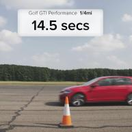 Adu Cepat Volkswagen GTI - Golf GTI Performance, Polo GTI, Up! GTI, dan Golf GTI Clubsport S (3)