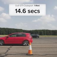 Adu Cepat Volkswagen GTI - Golf GTI Performance, Polo GTI, Up! GTI, dan Golf GTI Clubsport S (4)