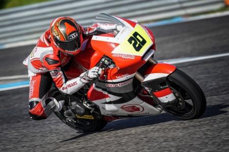 Dimas Ekky kembali berlaga di Moto2 CEV Spanyol