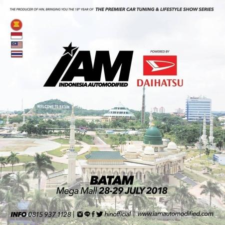 IAM Batam 2018