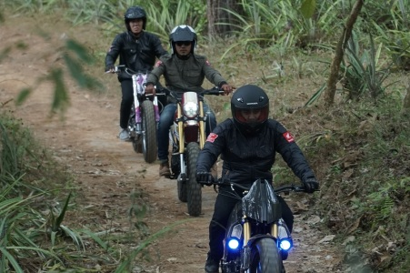 Honda Dream Ride Project 2018 siap keliling Jogja