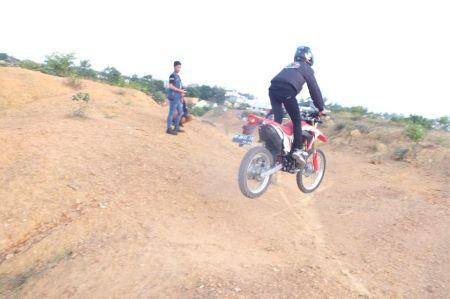 Roadventure Batam bersama CRF150L