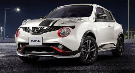 Nissan Juke Revolt yang diperkenalkan tahun 2015 lalu