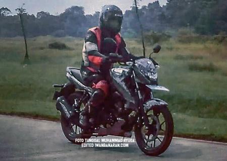 Spyshot Suzuki Bandit 150