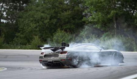 """Koenigsegg Agera """"Vader"""""""