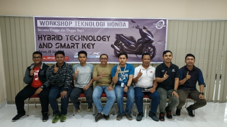 Workshop Hybrid & Smart Key Batam