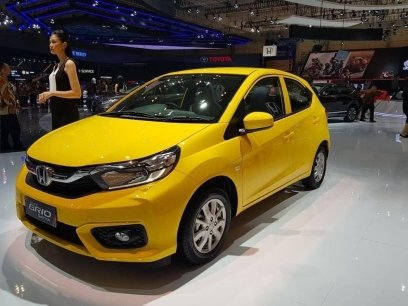 All New Honda Brio - GIIAS 2018 (12)