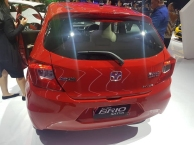 All New Honda Brio - GIIAS 2018 (3)