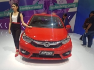 All New Honda Brio - GIIAS 2018 (4)