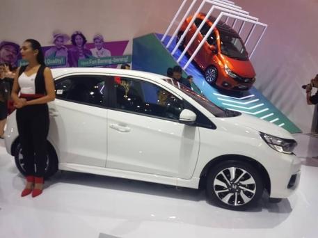 All New Honda Brio - GIIAS 2018 (5)