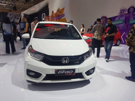 Launching All New Honda Brio RS - GIIAS 2018