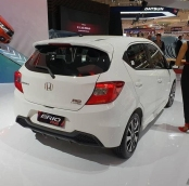 All New Honda Brio - GIIAS 2018 (8)