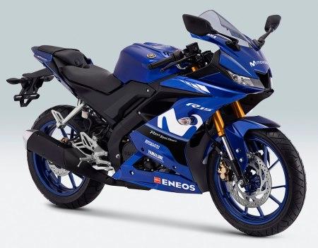All New R15 Movistar Yamaha MotoGP Livery