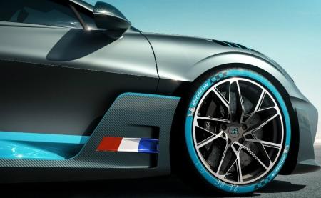 Pengereman Bugatti Divo