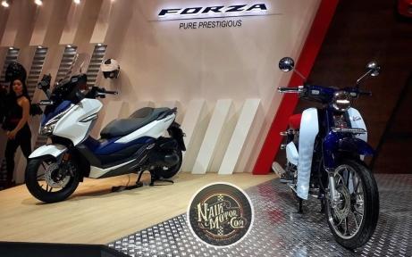 Honda Forza 250 - GIIAS 2018 (1)