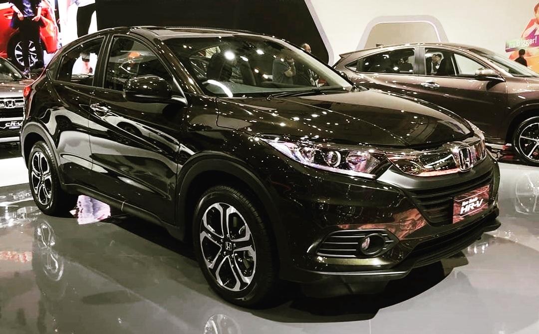 Honda HRV Facelift 2018