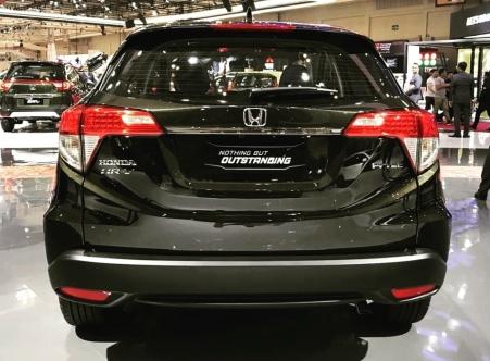 New Honda HRV - Bagian Belakang