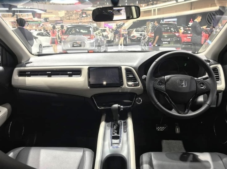 Interior Honda HRV Facelift 2018